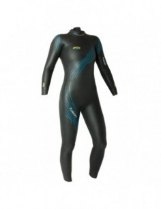 Combinaison Triathlon Femme - FUSION Fullsuit - BLUESEVENTY - MySwim
