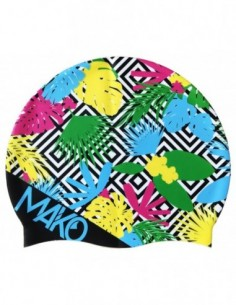 Bonnet Entraînement - CAP Silicone - MAKO - MySwim