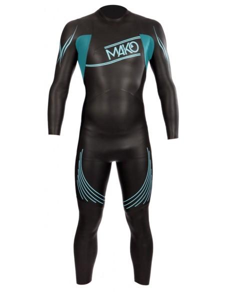 Combinaison Triathlon Homme - GENESIS - MAKO - MySwim