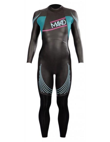 Combinaison Triathlon Femme - GENESIS - MAKO - MySwim