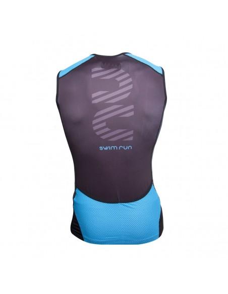 TopShirt SwimRun - Unisex - LAPA SHIRT - NU - MySwim