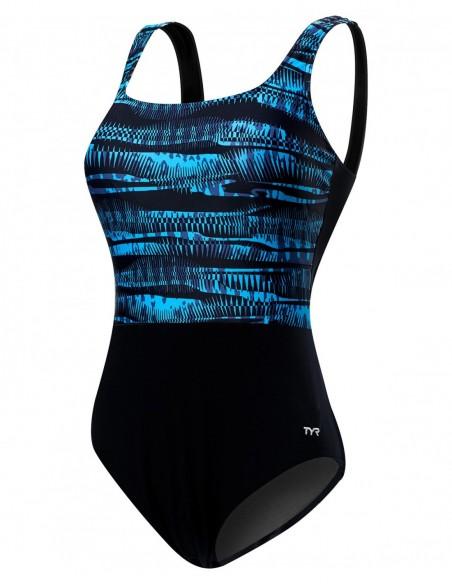Maillot de bain Fitness - Femme - BYRON BAY SCOOP NECK CONTROLFIT - TYR - MySwim