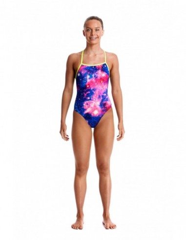 Maillot de Bain Fille - STRAPPED IN -...