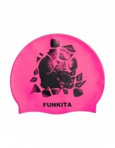 Bonnet Femme - SILICONE SWIMMING CAP - FUNKITA - MySwim