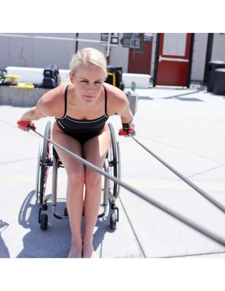 Élastique de renforcement musculaire pour la natation - FINIS - MySwim