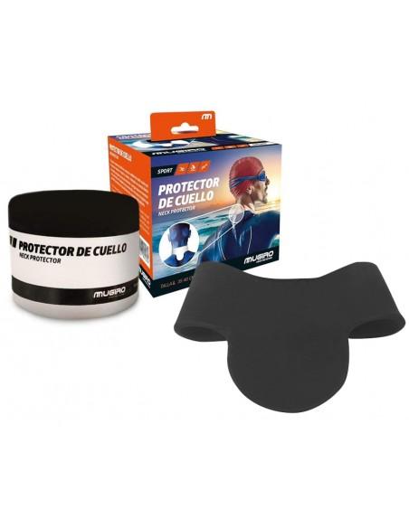 Protège cou - Neck Protector - MUGIRO - Noir - MySwim