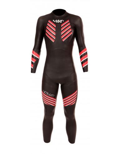 Combinaison Triathlon Homme - TORRENT ULTIMATE - MAKO - MySwim