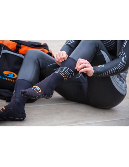 Chaussons Eau Froide - Thermal Swim Socks - Unisexe - BLUESEVENTY - MySwim
