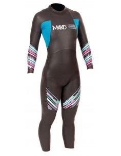 Combinaison Triathlon Femme - GENESIS - MAKO 2.0 - MySwim