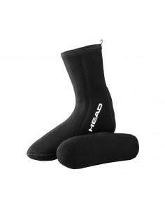 Chaussons Eau Froide - Neo Anti Cut Socks 3mm - Unisexe - HEAD- MySwim
